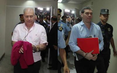 Abogado de los González Daher cuestionó  prisión preventiva