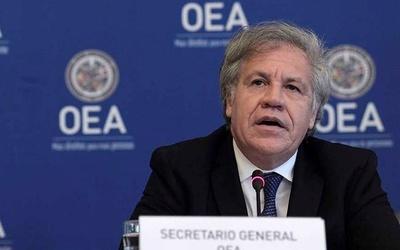 Secretario general de la OEA visitará Paraguay