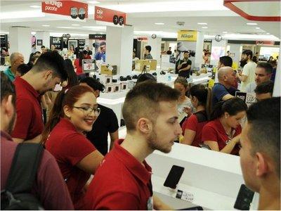 Televisores y celulares, los ítems más vendidos en el Black Friday