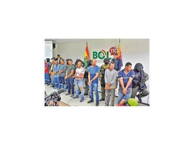 Bolivia rompe con Venezuela y expulsa a sus diplomáticos
