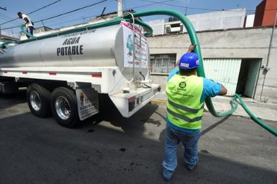 México apuesta a cosecha de lluvia
