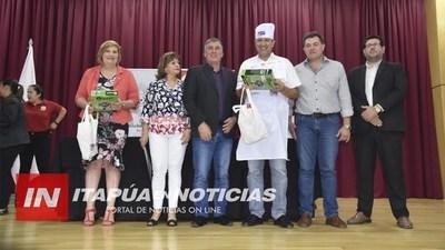 CLAUSURA DE CURSOS DE SINAFOCAL SE DESARROLLÓ EN ENCARNACIÓN