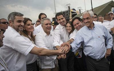 """Marito quiere ser """"articulador"""" y resolver los problemas de la región"""