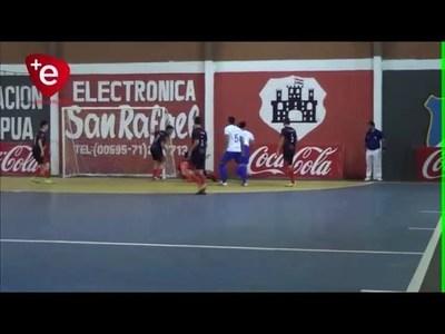 SE VIENE LA ITAPCOPA DE FÚTBOL DE SALÓN CON CLUBES NO TRADICIONALES