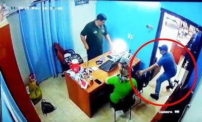 Cae presunta gavilla de extranjeros que robó G. 550 millones en Capiatá
