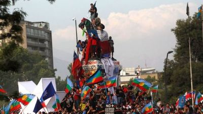 Aumenta a 23 el número de fallecidos durante las protestas en Chile