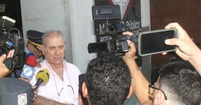 A González Daher le esperan 10 años en cacerolita he'i