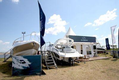 Exitosa marca de embarcaciones participa de expo del sector náutico