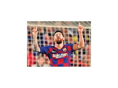Lionel Messi   habla de  renovar
