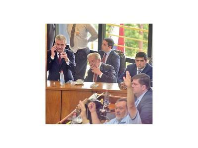 Postergan sesión para  tratar leyes electorales