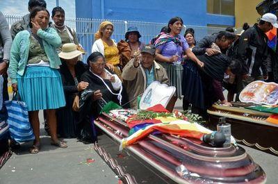 Suman 23 muertos en casi un mes de convulsión social en Bolivia, según la CIDH