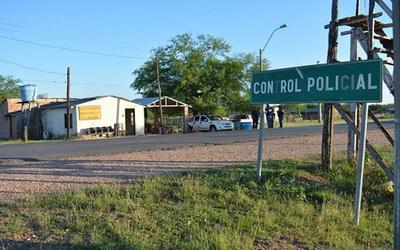 Vehículo utilizado por asesinos de Comisario fue encontrado esta mañana