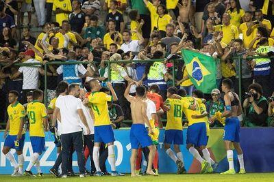 Sub 17: Brasil y México definen el título mundial