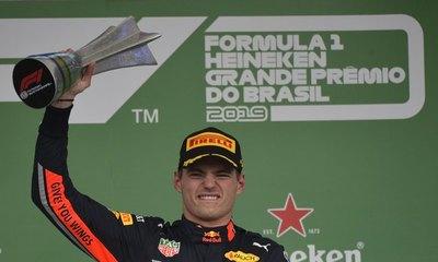 Max Verstappen gana el Gran Premio de Brasil de Fórmula uno