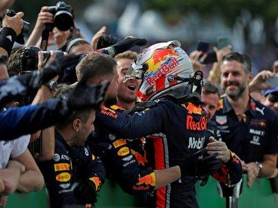 Max Verstappen gana el Gran Premio de Brasil
