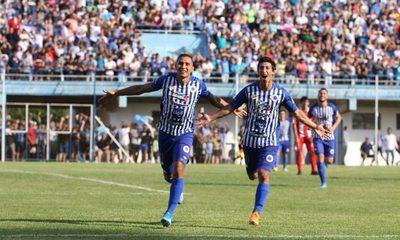 12 de Octubre retorna a la Primera División