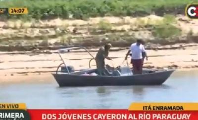 Hallan cuerpo de joven desaparecido en el río