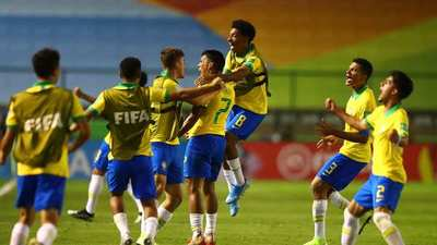Brasil le da vuelta el partido a México y es campeón del mundo