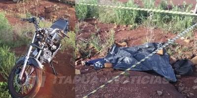 JOVEN FALLECE EN ACCIDENTE SOBRE LA RUTA 18 EN SAN RAFAEL DEL PNÁ
