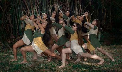 El legado de los Mbya Guaraní hecho danza