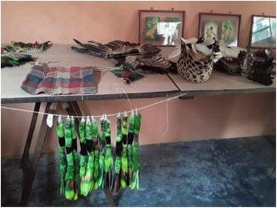 Museo Verde expone instrumentos ancestrales de ayoreos en Carmelo