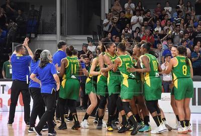 Brasil vence a Argentina y se queda con la segunda plaza para el Preolímpico