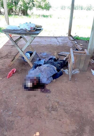 Ronda de tragos entre amigos deja un fallecido y otro herido en Minga Guazú
