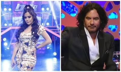 Según el Churero, Mario Cimarro es manipulado por Larissa Riquelme