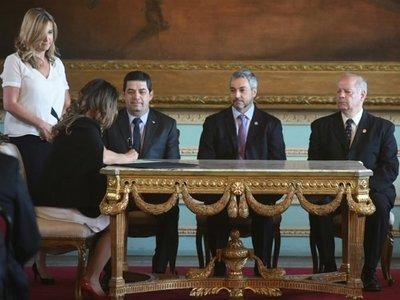 Cecilia Pérez asume como ministra de Justicia y buscará depurar causas judiciales