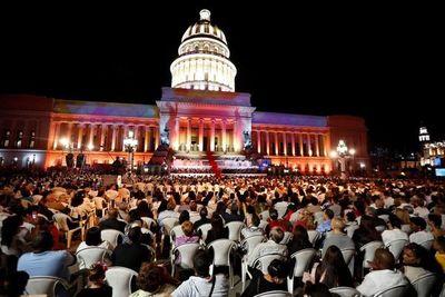 La Habana cierra los festejos de su 500 cumpleaños con música, luces y fuegos