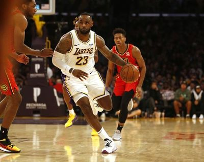 Lakers ya tienen mejor marca de la liga