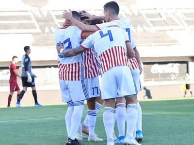 Lo mejor de Paraguay 3-0 Venezuela