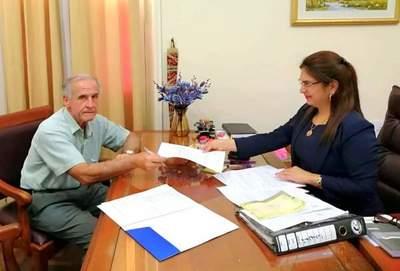 Dr. Riela se postula al cargo de Ministro de la Corte Suprema de Justicia