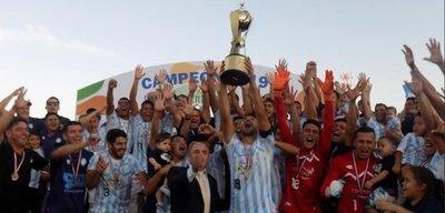 Guaireña grita campeón en la Intermedia