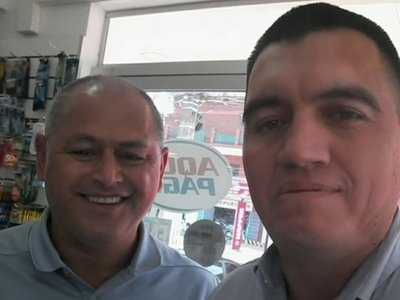 Guardia encontró billetera del Chiqui Arce y se la devolvió