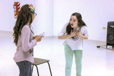 Realizarán clausura del taller infantojuvenil de teatro del IMA