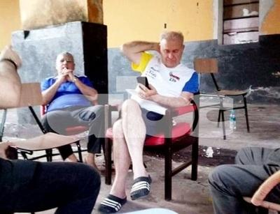 Comisario dice que verificarán celda de González Daher