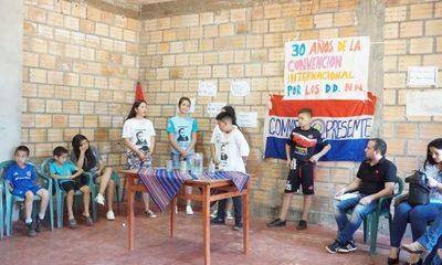 Niños reclaman almuerzo escolar durante reunión con directores de comuna esteña