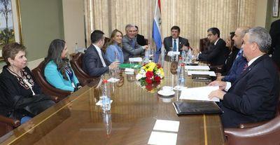 Gafilat inicia camino hacia informe de Paraguay