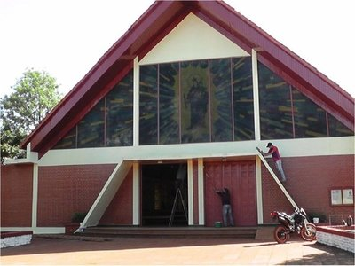 Hurtan G. 7 millones de una parroquia en Itapúa
