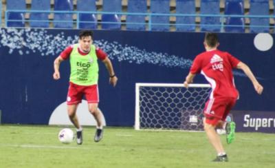 HOY / Cierran ensayos antes del partido frente a Arabia