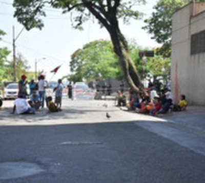 Comunidad indígena pide protección al gobierno