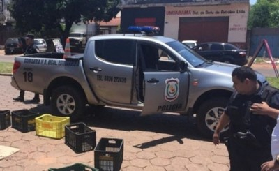 Hombre es víctima de un intento de homicidio en Pedro Juan Caballero.