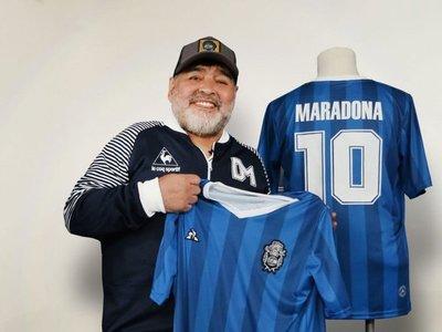 Continuidad de Maradona en Gimnasia está en duda por el cambio de presidente
