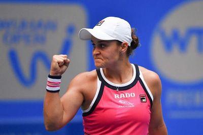 Barty sigue en la cima del tenis femenino