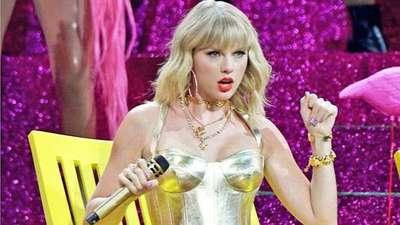 Taylor Swift podrá cantar todos sus hits en los American Music Awards