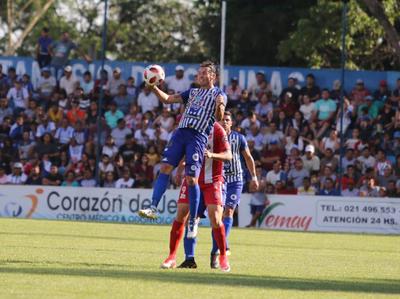 Juan Abente está feliz por regresar a Primera