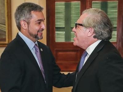 Almagro reconoce 'papel relevante' de Paraguay en salida de Evo de Bolivia