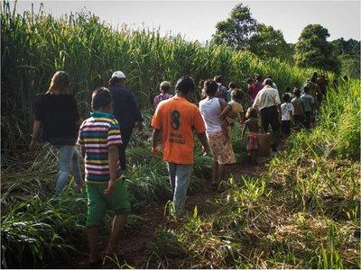 Plantean convertir reserva de Itaipú en área indígena de conservación