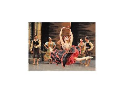 Nueva compañía de ballet se presenta en el Municipal